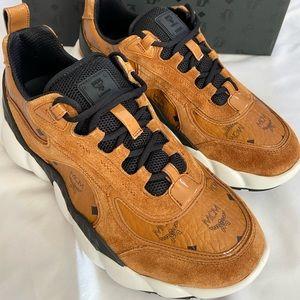 MCM Himmel Platform Sneakers